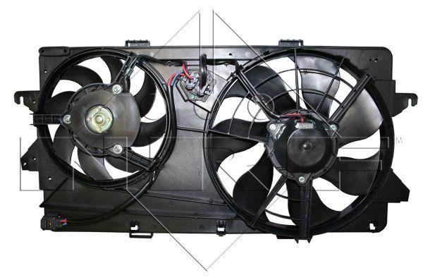Ventilateur de radiateur NRF 47263 (X1)