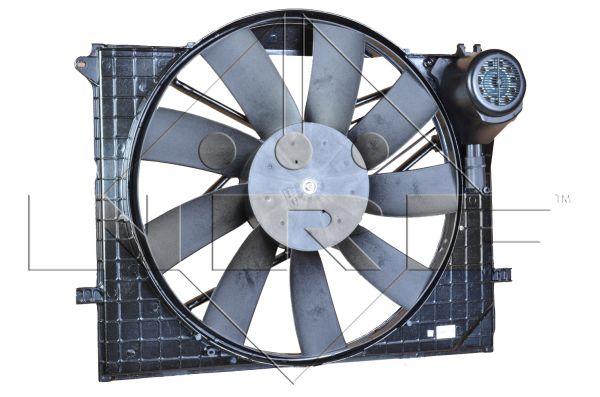 refroidissement du moteur BEHR HELLA SERVICE 8EW 351 105-091  Ventilateur