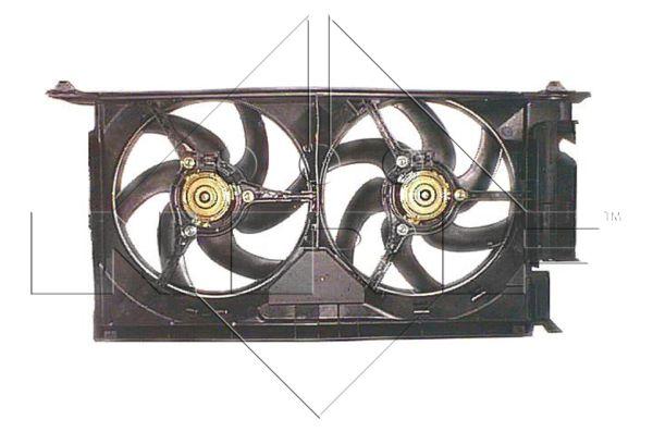Ventilateur de radiateur NRF 47334 (X1)