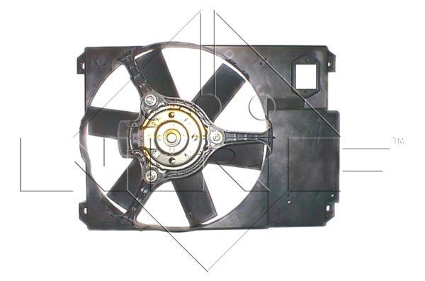 Ventilateur de radiateur NRF 47341 (X1)
