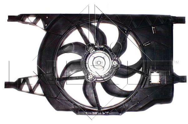 Ventilateur de radiateur NRF 47366 (X1)