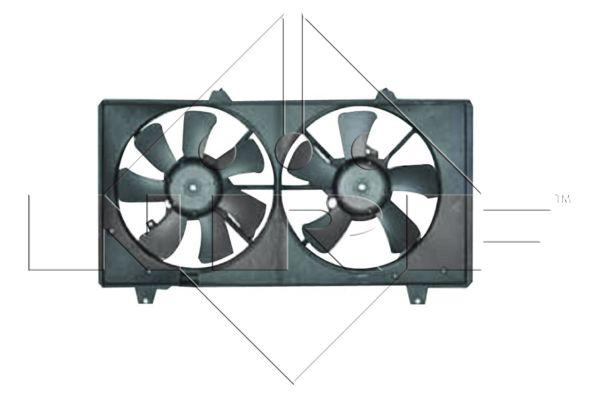Ventilateur de radiateur NRF 47426 (X1)