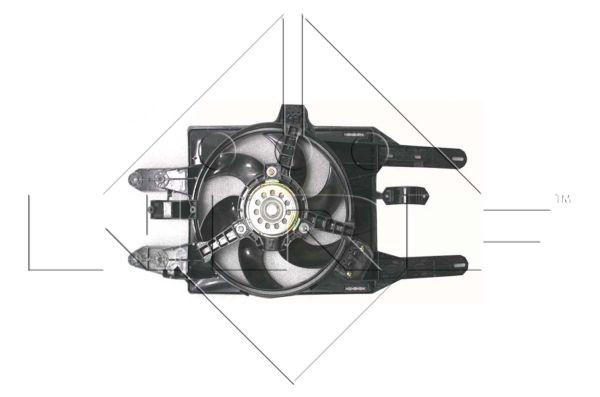Ventilateur de radiateur NRF 47455 (X1)