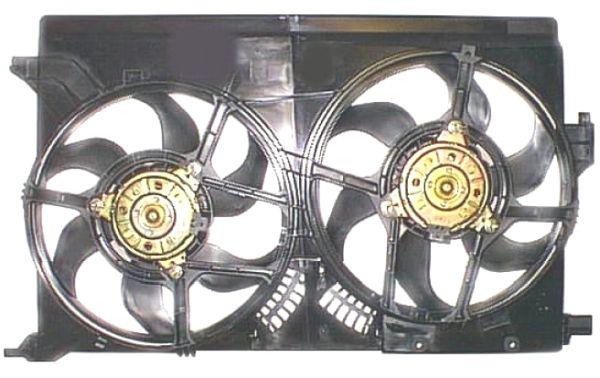 Ventilateur de radiateur NRF 47614 (X1)