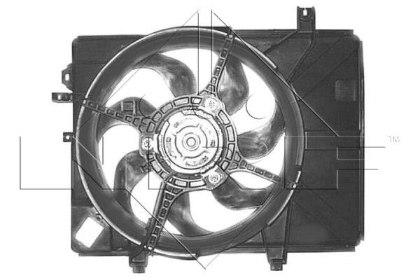 Ventilateur de radiateur NRF 47684 (X1)