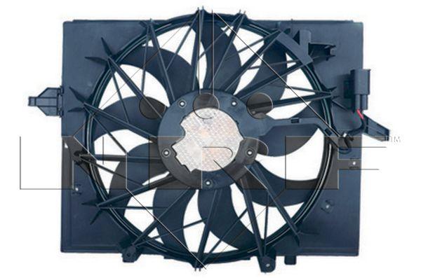Ventilateur de radiateur NRF 47860 (X1)