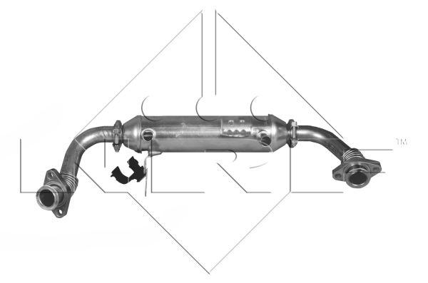 Refroidisseur d'echappement NRF 48003 (X1)