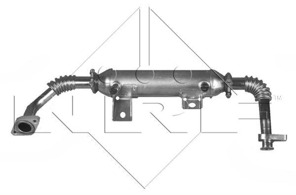 Refroidisseur d'echappement NRF 48004 (X1)
