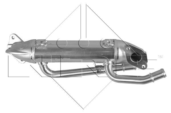 Refroidisseur d'echappement NRF 48005 (X1)