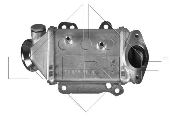 Refroidisseur d'echappement NRF 48009 (X1)