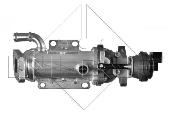 Refroidisseur d'echappement NRF 48011 (X1)