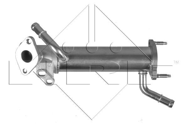 Refroidisseur d'echappement NRF 48013 (X1)