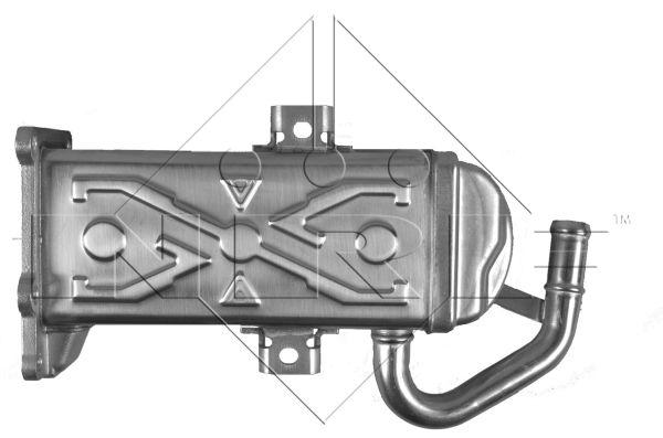 Refroidisseur d'echappement NRF 48115 (X1)