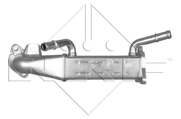 Refroidisseur d'echappement NRF 48351 (X1)