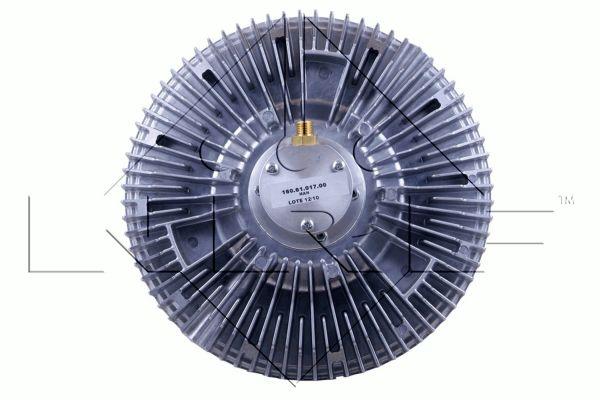Embrayage de ventilateur refroidissement NRF 49020 (X1)