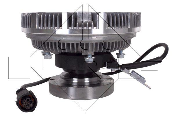 Embrayage de ventilateur refroidissement NRF 49055 (X1)