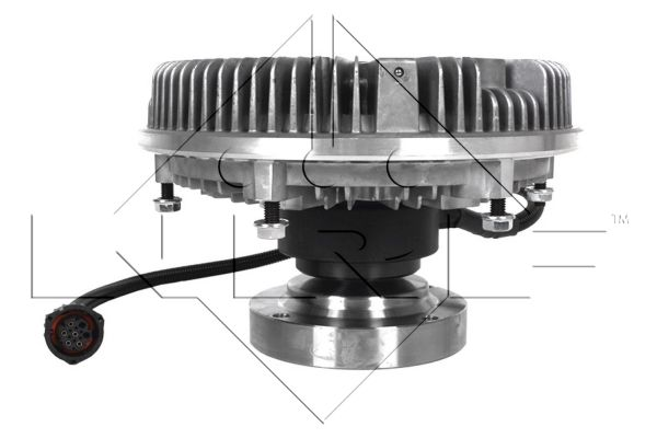 Embrayage de ventilateur refroidissement NRF 49097 (X1)