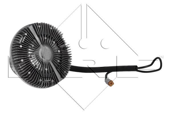 Embrayage de ventilateur refroidissement NRF 49119 (X1)