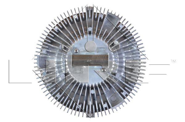 Embrayage de ventilateur refroidissement NRF 49148 (X1)