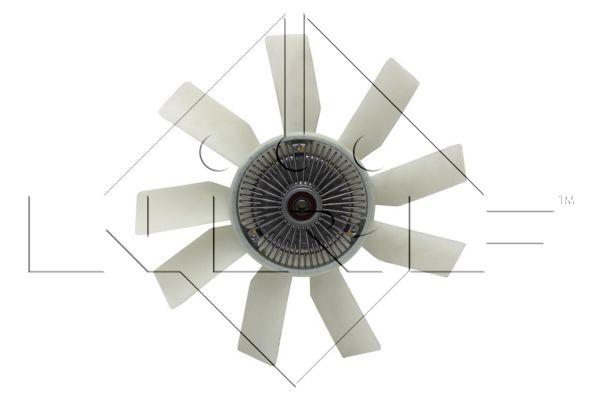 Embrayage de ventilateur refroidissement NRF 49543 (X1)