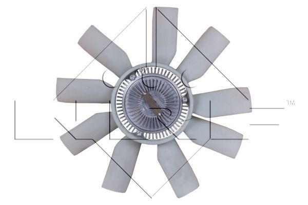 Embrayage de ventilateur refroidissement NRF 49562 (X1)