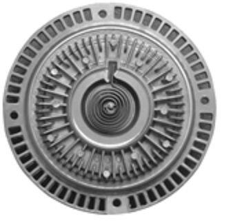 Embrayage de ventilateur refroidissement NRF 49566 (X1)