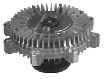 Embrayage de ventilateur refroidissement NRF 49580 (X1)