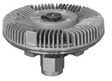 Embrayage de ventilateur refroidissement NRF 49596 (X1)