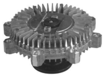 Embrayage de ventilateur refroidissement NRF 49599 (X1)