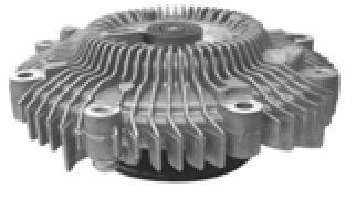 Embrayage de ventilateur refroidissement NRF 49603 (X1)