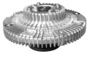 Embrayage de ventilateur refroidissement NRF 49612 (X1)