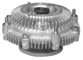 Embrayage de ventilateur refroidissement NRF 49637 (X1)