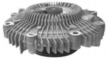 Embrayage de ventilateur refroidissement NRF 49639 (X1)