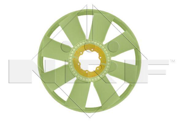 Ventilateur de radiateur NRF 49805 (X1)