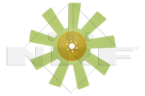 Ventilateur de radiateur NRF 49808 (X1)
