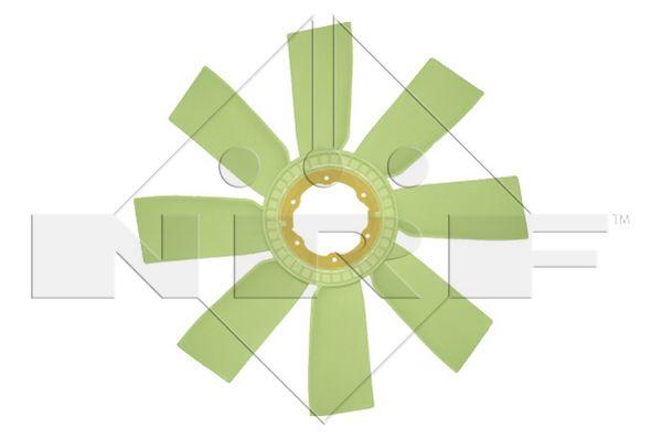 Ventilateur de radiateur NRF 49822 (X1)