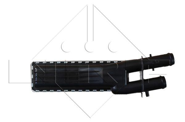 Radiateur de chauffage NRF 53220 (X1)