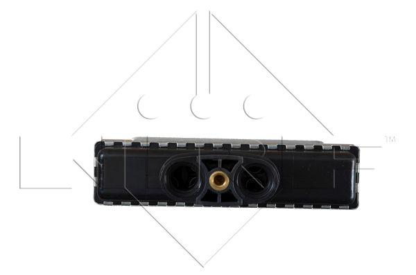 Radiateur de chauffage NRF 53558 (X1)