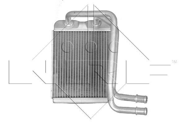 Radiateur de chauffage NRF 54352 (X1)