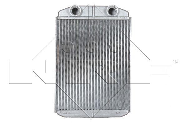 Radiateur de chauffage NRF 54357 (X1)