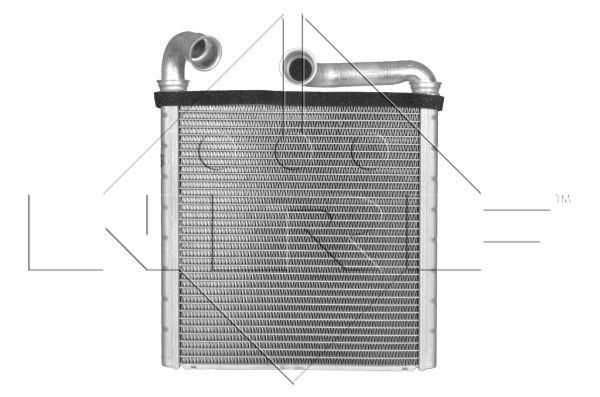 Radiateur de chauffage NRF 54361 (X1)