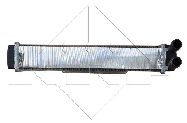 Radiateur de chauffage NRF 58614 (X1)