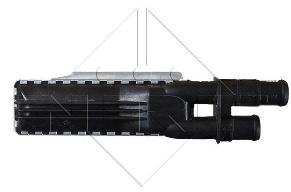 Radiateur de chauffage NRF 58931 (X1)