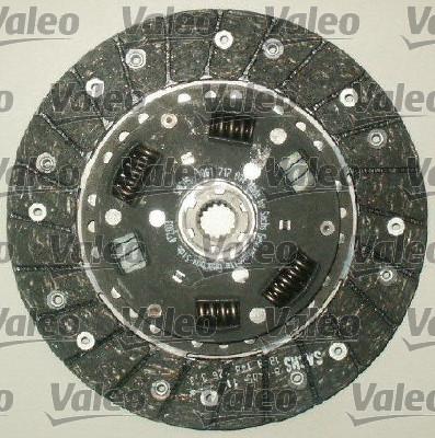 Kit d'embrayage VALEO 009301 (X1)