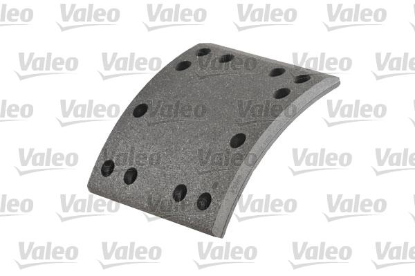 Kit de garnitures de frein (machoires)pour frein à tambour VALEO 219037 (X1)