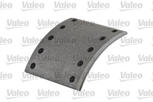Kit de garnitures de frein (machoires)pour frein à tambour VALEO 219094 (X1)