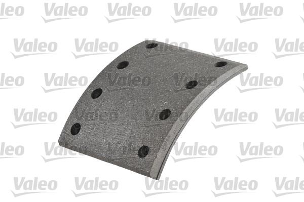 Kit de garnitures de frein (machoires)pour frein à tambour VALEO 219283 (X1)