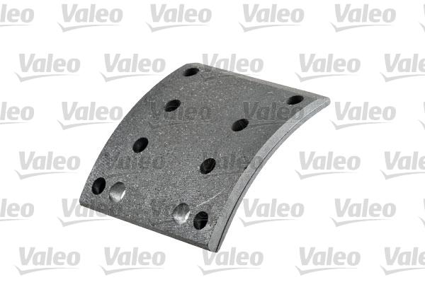 Kit de garnitures de frein (machoires)pour frein à tambour VALEO 219487 (X1)