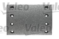 Kit de garnitures de frein (machoires)pour frein à tambour VALEO 219490 (X1)