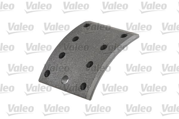 Kit de garnitures de frein (machoires)pour frein à tambour VALEO 219494 (X1)
